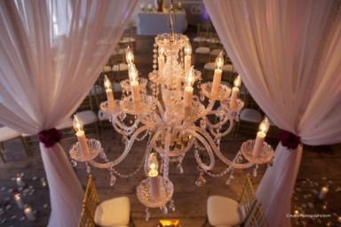 Chandelier for Wedding